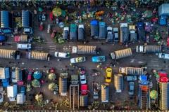 """""""Chaos"""" Ehrenplatz in der Kategorie """"Urban"""" © Alex Visbal"""