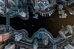 Drone-Awards-2020-URBAN-Runner-Up-Dubai-Marina-by-Carmine-Chiriaco